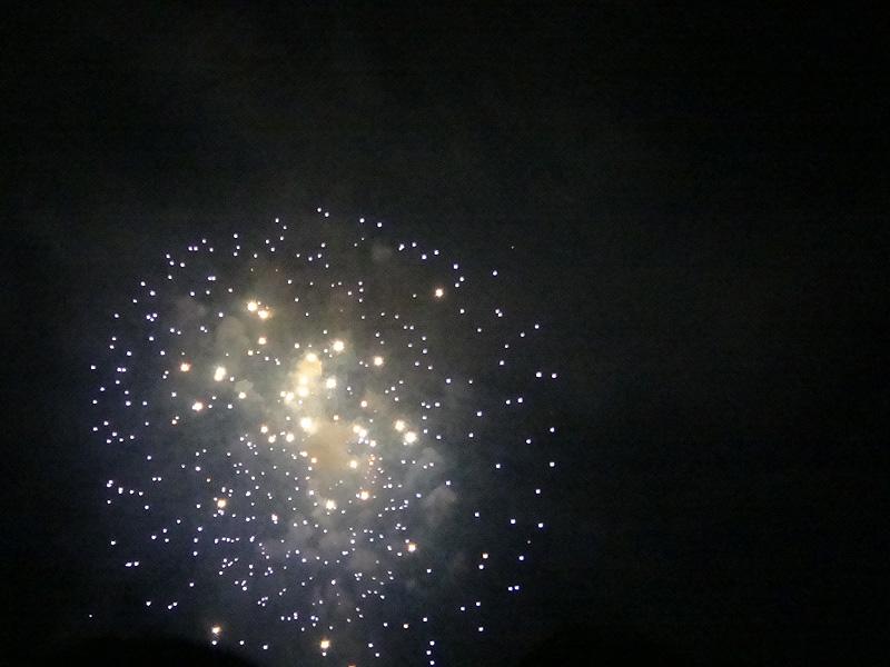琵琶湖花火大会 2012