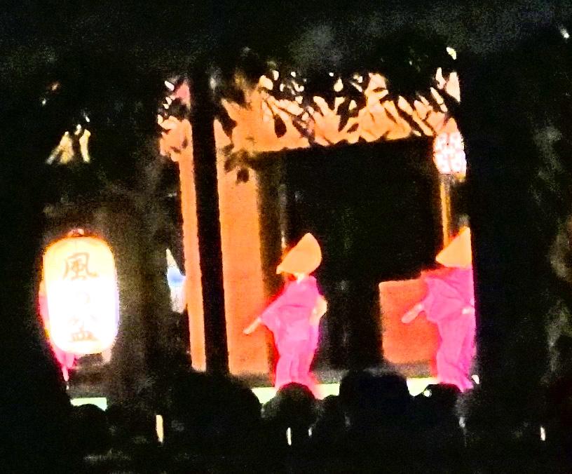 おわら風の盆 2012